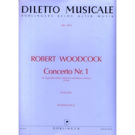 Concerto no.1 in D Major