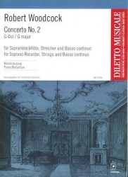 Concerto No 2 in G Major