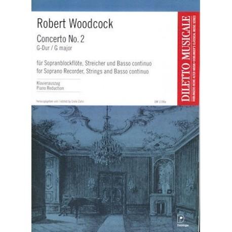 Concerto No 2 in G Major