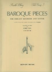 Baroque Pieces Tada Series 5