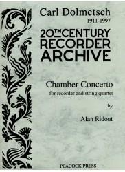 Chamber Concerto (String Quartet)