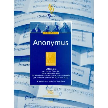 Anonymous (Estampie)