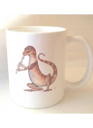 Orpheus Music Lizard Cup