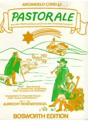Pastorale from the Christmas Concerto