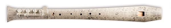 Elody Bride Treble Recorder