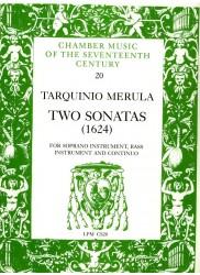 Two Sonatas 1624