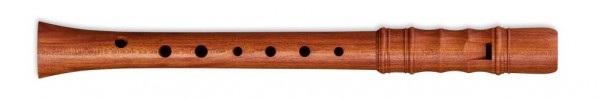 Kynseker Sopranino Recorder in Plumwood
