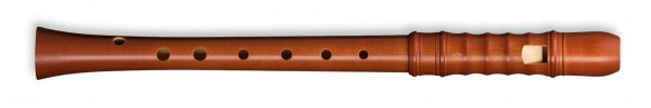 Kynseker Treble Recorder in g', Maple wood
