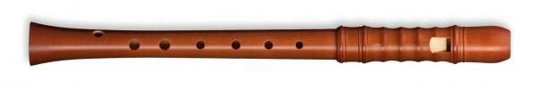 Kynseker Treble Recorder in g', Maple wood