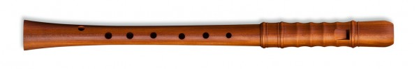 Kynseker Treble Recorder in Plumwood