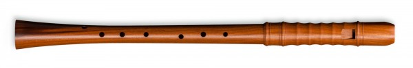 Kynseker Tenor Recorder (without key) in Plumwood
