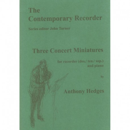 Three Concert Miniatures