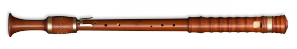 Kynseker Bass Recorder in Maple