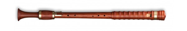Kynseker Bass Recorder in Pearwood