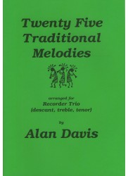 25 Traditional Melodies