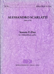 Sonata in F Major