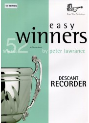 52 Well-known Tunes for Descant Recorder