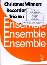 Christmas Winners Recorder Trio Book 1