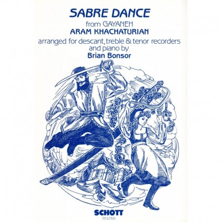 Sabre Dance from Gayaneh