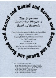 The Soprano Recorder Player's Book of Round
