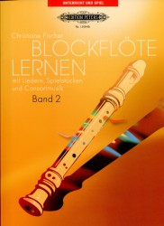 Learning the Recorder Vol. 2