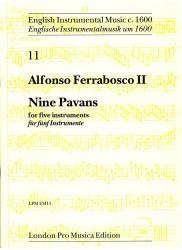Nine Pavans