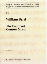 The Four-part Consort Music