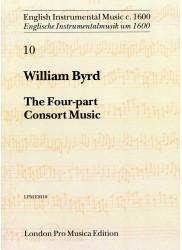 The Four-part Consort Music