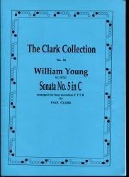 Sonata No 5 in C