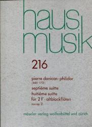 Suite No. 7 and 8 Op. 2