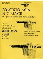 Concerto No.5 in C major