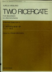 Two Ricercate