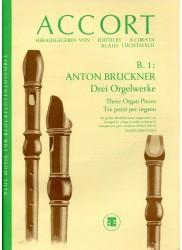 Three Organ Pieces