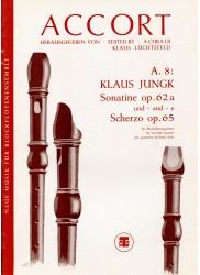 Sonatine Op.62a & Scherzo Op.65