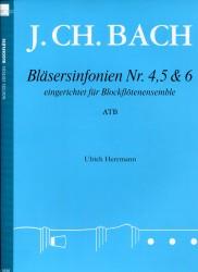 Wind Symphonies No. 4, 5 & 6