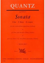 Sonata F Major Op3 No6