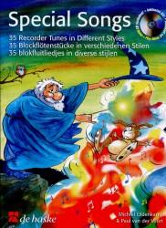 Special Songs 35 Recorder Tunes