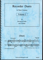 Duets for Recorder Book 2