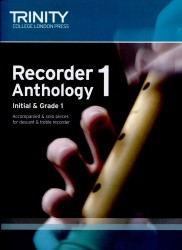 Recorder Anthology 1 Initial & Grade 1