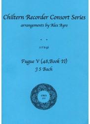 Fugue V 48 Book II