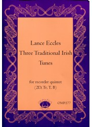 Three Traditional Irish Tunes