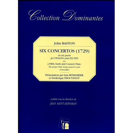 Six Concertos (1729)