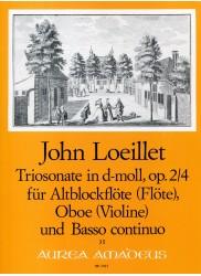 Triosonata in d minor, Op. 2/4