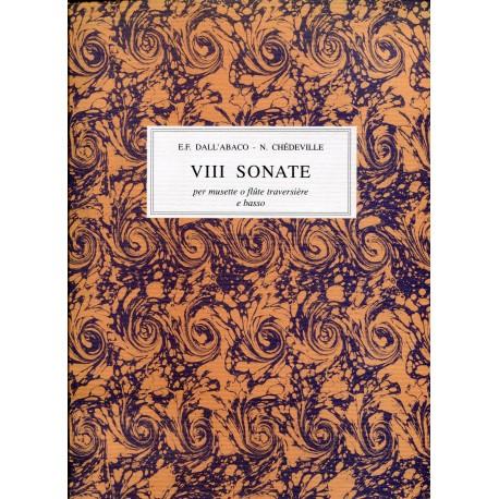 VIII Sonata per musette o flute traversiere e basso