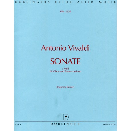 Sonata in c minor
