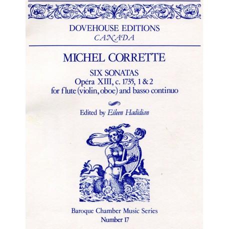 Six Sonatas, Op.13, c. 1735 Nos. 1 & 2