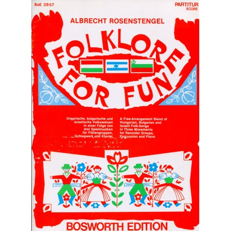 Folklore For Fun