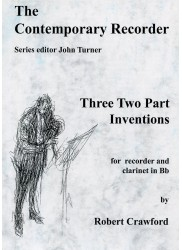 Three Two Part Inventions