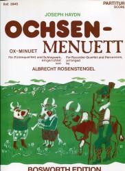 Ochsen Menuett - Ox Minuet
