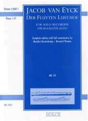 Der Fluyten Lust-hof: Full commentary